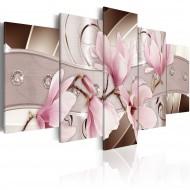 Tableau  Temps de magnolias