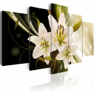 Tableau  Incantation of Lilies