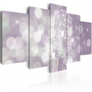Tableau  Concert violet