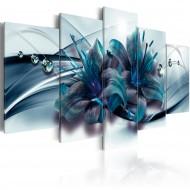 Tableau  Blue Lily