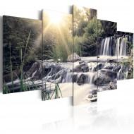 Tableau  Waterfall of Dreams