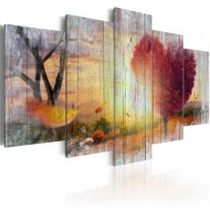 Tableau  Lovers' Autumn