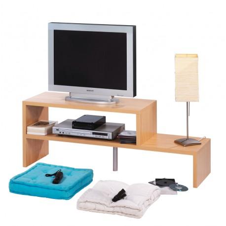 Pin meuble tv bas pas cher meuble bas pas cher but meuble - Meuble tv a roulette pas cher ...
