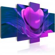 Tableau  Purple Heart