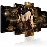 Tableau  Golden Rhino