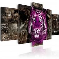 Tableau  Purple King