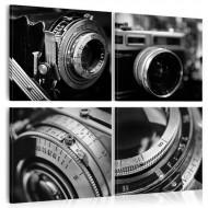 Tableau  Vintage Cameras