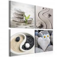 Tableau  Sea Yin and Yang