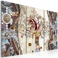 Tableau  Mosaic Tree