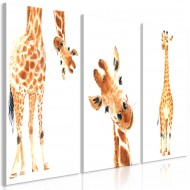 Tableau  Funny Giraffes (3 Parts)