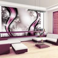 Papier peint  Purple fantasy