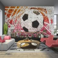 Papier peint  Street football