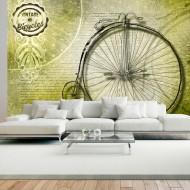 Papier peint  Vintage bicycles