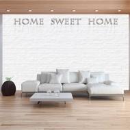 Papier peint  Home, sweet home ...