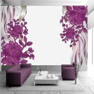 Papier peint  Purple buds