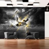 Papier peint  Football legend