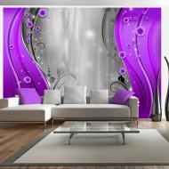 Papier peint  Behind the purple curtain