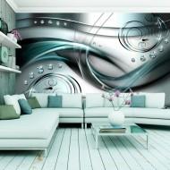 Papier peint  Platinum tide