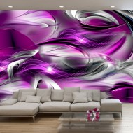 Papier peint  Purple sea