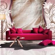 Papier peint  Pink peace