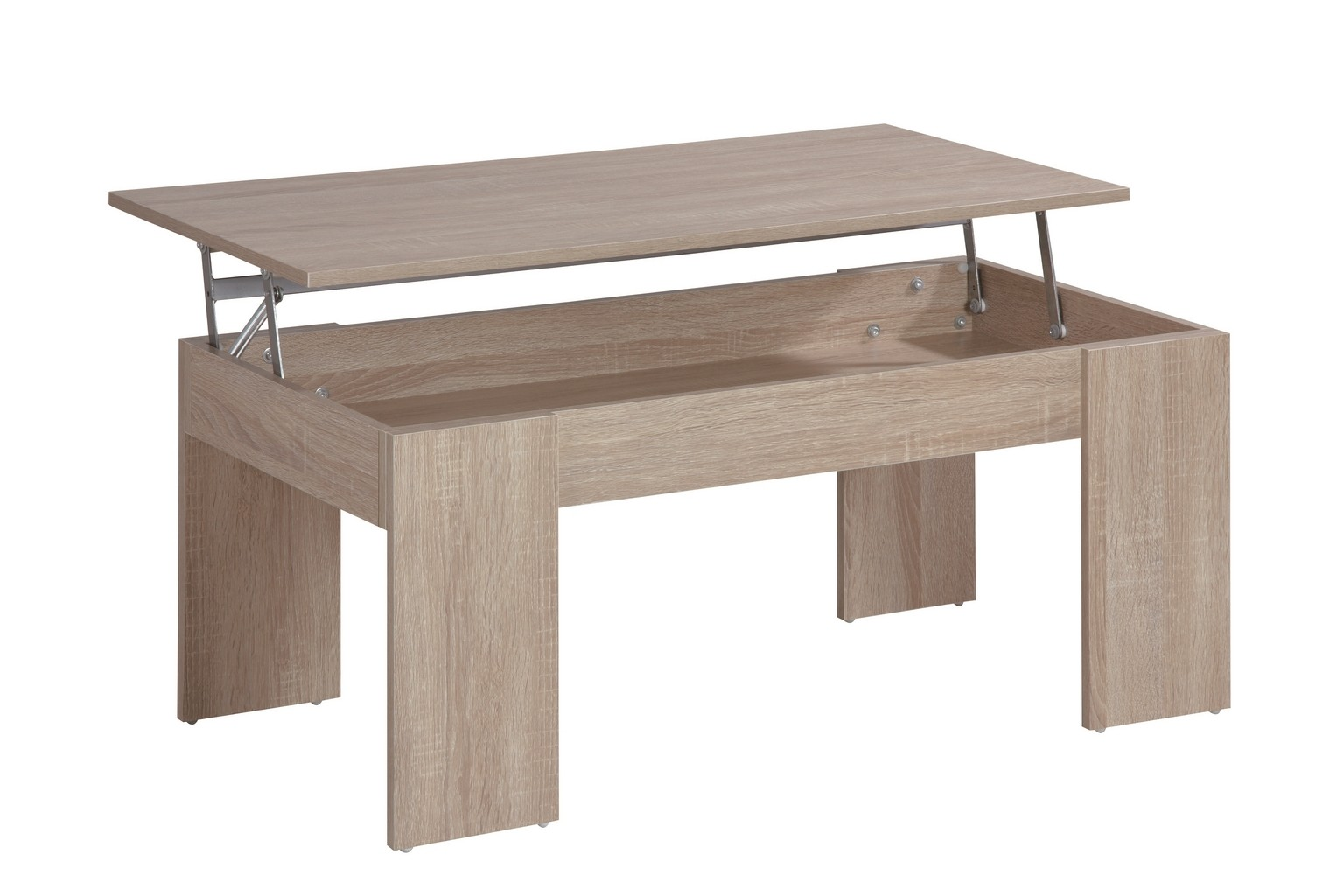 Table basse plateau relevable maison design for Fabriquer table relevable
