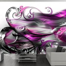 Papier peint - Purple expression