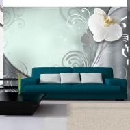 Papier peint  Turquoise dream