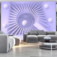 Papier peint  Lavender maze
