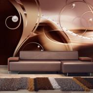 Papier peint  Copper expanse