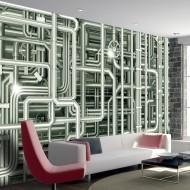 Papier peint  Maze Of Pipes