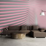 Papier peint  Fluorescent Wave