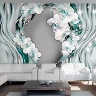 Papier peint  Stream of orchids