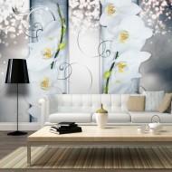 Papier peint  Incantation florale