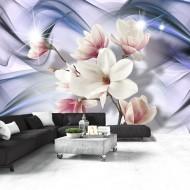 Papier peint  Unusual Flowers