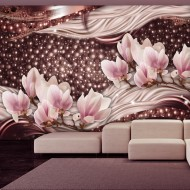 Papier peint  Pink Pearls