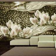 Papier peint  Pearl Flowers