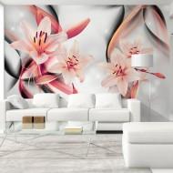 Papier peint  Coquettish Lily