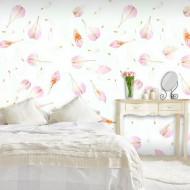 Papier peint  Pink Delicacy