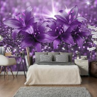Papier peint  Masterpiece of Purple