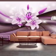Papier peint  Purple Elegance