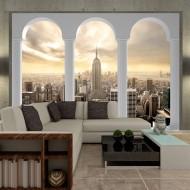 Papier peint  Afternoon in New York