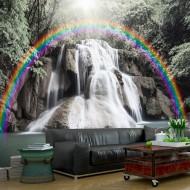 Papier peint  Rainbow Waterfall