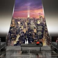 Papier peint  New York skyscrapers