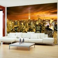 Papier peint  Amber New York