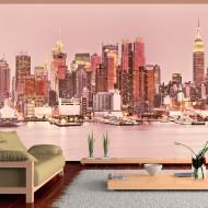 Papier peint  NY  Manhattan