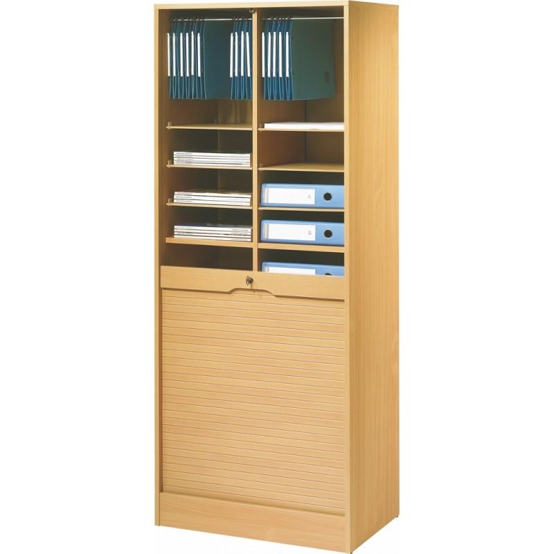 grand classeur rideau hauteur 172 cm beaux meubles pas. Black Bedroom Furniture Sets. Home Design Ideas