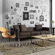 Papier peint  Wall full of frames II