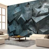 Papier peint  Avalanche de pierre