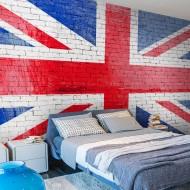 Papier peint  British flag