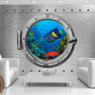 Papier peint  Underwater landscape
